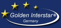 Golden Interstar Logo